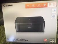 For sale one cannon wireless print copy -scan printer