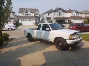 Ford Ranger LOW KMS for Trade