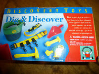 Discovery Toys Dig and Discover Saint John New Brunswick Preview