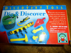 Discovery Toys Dig and Discover