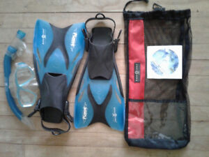 Youths Snorkeling Set