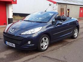 2013 (13) Peugeot 207 CC 1.6 HDi 110 Active Diesel *Nav & Leather*
