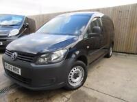 VW VOLKSWAGEN CADDY MAXI KOMBI CREW DOUBLE CAB VAN C20 1.6 TDI 2013 (63) 5 SEAT