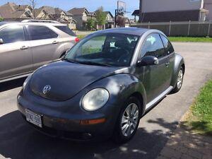 2008 Volkswagen New Beetle Hatchback