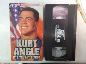 Wrestling VHS For Sale, All $1 Each!! WWE, WWF, WCW, ECW London Ontario image 1