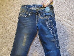 Ladies Size 1   Trinity Ranch Jeans