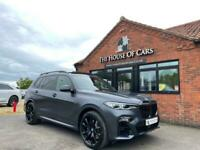 2020 BMW X7 4.4 M50i V8 Dark Shadow Edition Auto xDrive (s/s) 5dr SUV Petrol Aut