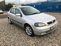 2004 Vauxhall/Opel Astra 1.4i Enjoy - SERVICE UP 89K - MOT 04/2018 + CAMBELT