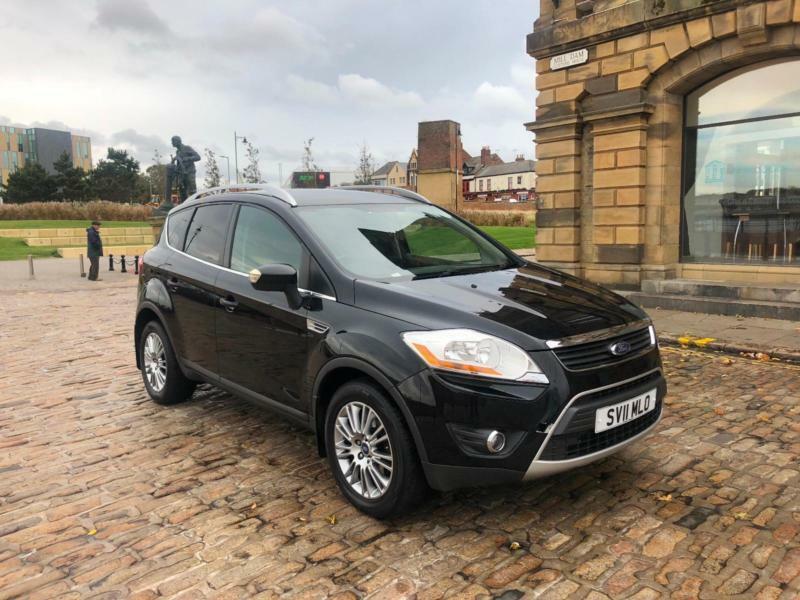 Ford Kuga Zetec  X Tow Bar Privacy Glass Keyless