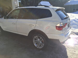 2008 BMW X3 SUV, Crossover
