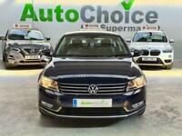 2014 Volkswagen Passat 2.0 EXECUTIVE TDI BLUEMOTION TECHNOLOGY 4d 139 BHP Saloon