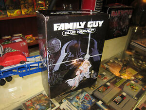 Family Guy Presents Blue Harvest Box Set SEALED!!