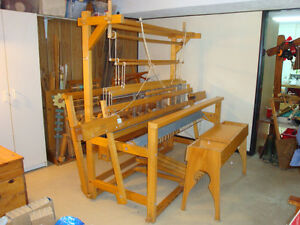 Nilus Leclerc Weaving Loom Colonial 60 inches -