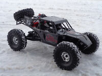 Vaterra Twin Hammers rock racer from kit