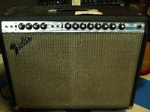 1977 Fender Twin Reverb