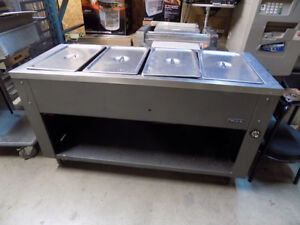 Buffet Lines,Stove,Sinks,SS Tables, Coffee Machines  727-5344