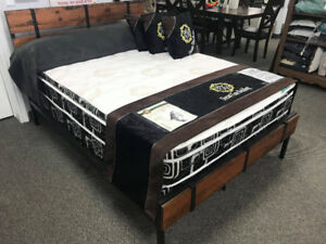 Queen Organic Pillowtop Mattress $199. All sizes available!!