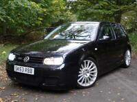 2004 (53) Volkswagen Golf 3.2 R32 3 Door..FULL S/HISTORY..MILLTEK..COIL OVERS !!