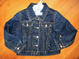 Girls Jackets - Size 4