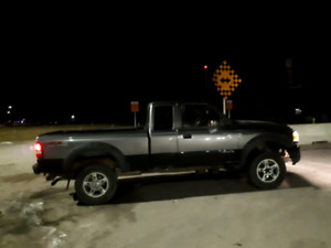 2007 Ford Ranger FX4 Level II (Part Out)