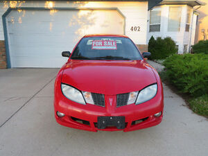 2005 Pontiac Sunfire SLX Sedan