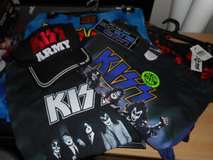 KISS Band clothing *ALL NEW* Perfect for X-Mas !!!!