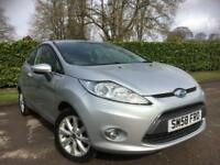 FORD FIESTA 1.25 ZETEC 2009! *MOT TILL MAY 2019 WITH NO ADVISORIES*