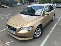 2008 (08) Volvo S40 1.6 R-Design Sport 4dr 6 Months Warranty Included