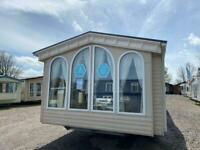 Static Caravan for Sale - Willerby Vogue 38x13ft / 3 Bedrooms