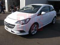 2015 Vauxhall Corsa 1.4i SRi VX-Line DAMAGED REPAIRABLE SALVAGE