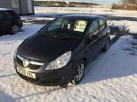 Vauxhall Corsa diesel 1.3 FINANCE AVAILABLE CHEAP TAX FIRST