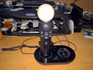 Playstation Move controller PLUS Charging stand for PS VR Kitchener / Waterloo Kitchener Area image 1