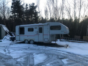 31' fifth wheel