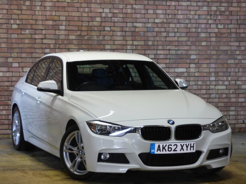BMW 3 Series 320d M Sport 2L 4dr