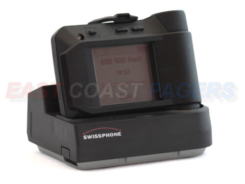 Swissphone s.Quad Pager Programming - Multi Channel / CAP / RIC Pagers