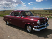 54 Ford Mainline Coupe 2 DR -