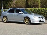 2007 Subaru Impreza 2.5 WRX STI Type UK 4dr