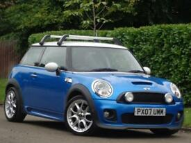 2007 MINI COOPER S 1.6***£3500 WORTH OF INVOICES INC TIMING CHAIN + MUST VIEW***