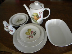Dishes NORITAKE Progression Pattern