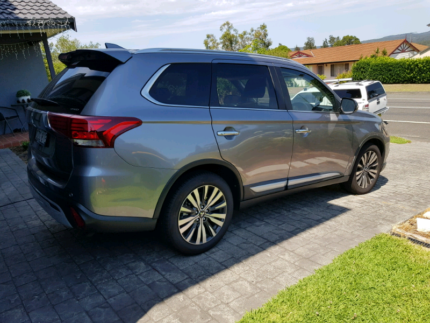 Mitsubishi Outlander Exceed MY19 2018 model Kariong Gosford Area Preview