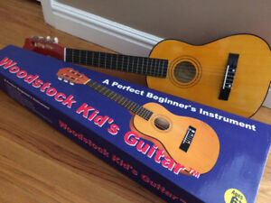 Woodstock Kid's Guitar
