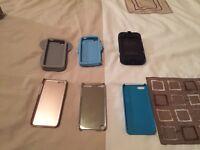 3 x iPhone 4/S & 3 x iPod cases