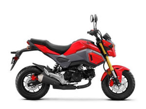 2017 Honda Grom - For Sale