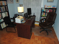 Beautiful desk for home office