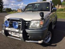 Toyota Land Cruiser 8 seater A GREAT WORK HORSE , DRIVES WELL