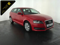 2012 AUDI A3 TDI DIESEL 5 DOOR HATCHBACK 1 OWNER SERVICE HISTORY FINANCE PX