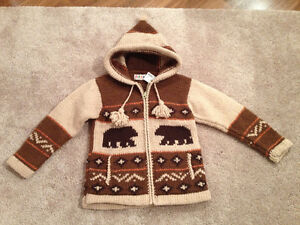 brand new hooded sweater