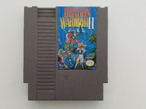 Dragon Warrior II pour *Nintendo Entertainment System (NES)*