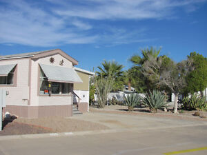 Due to health Park Model for SALE or RENT in Blythe Californiar