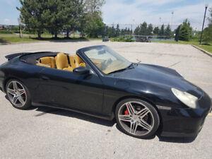2004 Porsche 911 4S Cabriolet , Accident Free, Garage Kept